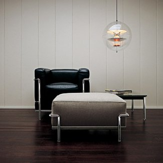 Le Corbusier LC2 Armchair | Cassina |