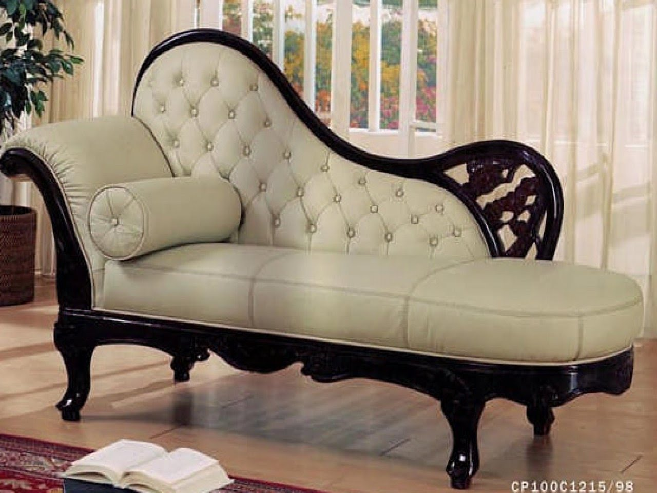 Leather chaise lounge chair antique chaise lounge for .  sc 1 st  Visual Hunt : chair chaise lounge - Cheerinfomania.Com