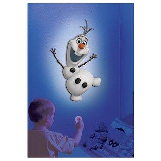 let it glow: uncle milton frozen room decor | The