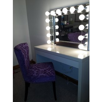 Light Up Makeup Mirror Home Design Ideas Light Vanity ...