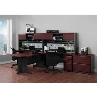 Make your place creative with 2 person desk – Designinyou