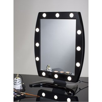 Makeup table Mirror with 12 lights MDT Cantoni