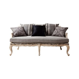 Medlife BF8322 - Traditional French Country Sofa