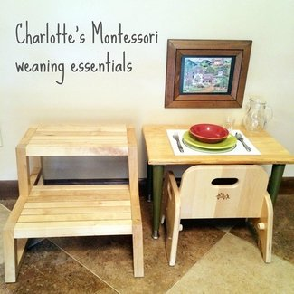 Midwest Montessori | Montessori weaning essentials