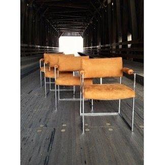 Milo Baughan Chairs Mid Century Modern 1188 Thayer Coggin ...