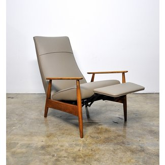 Milo Baughman Recliner Lounge Chair & SELECT MODERN: Milo ...