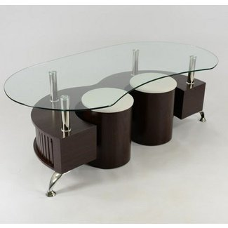 Coffee Table With Stools Visual Hunt - Modern coffee table with stools