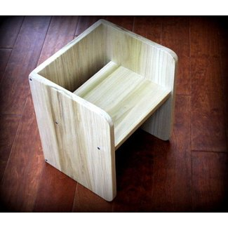 Montessori Cube Chair - 1 large