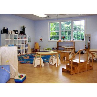 Montessori infant room ... can be used in our main room