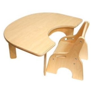 Montessori Materials Toddler Table