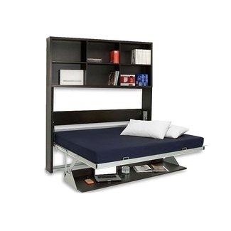 murphy bed with desk visual hunt. Black Bedroom Furniture Sets. Home Design Ideas