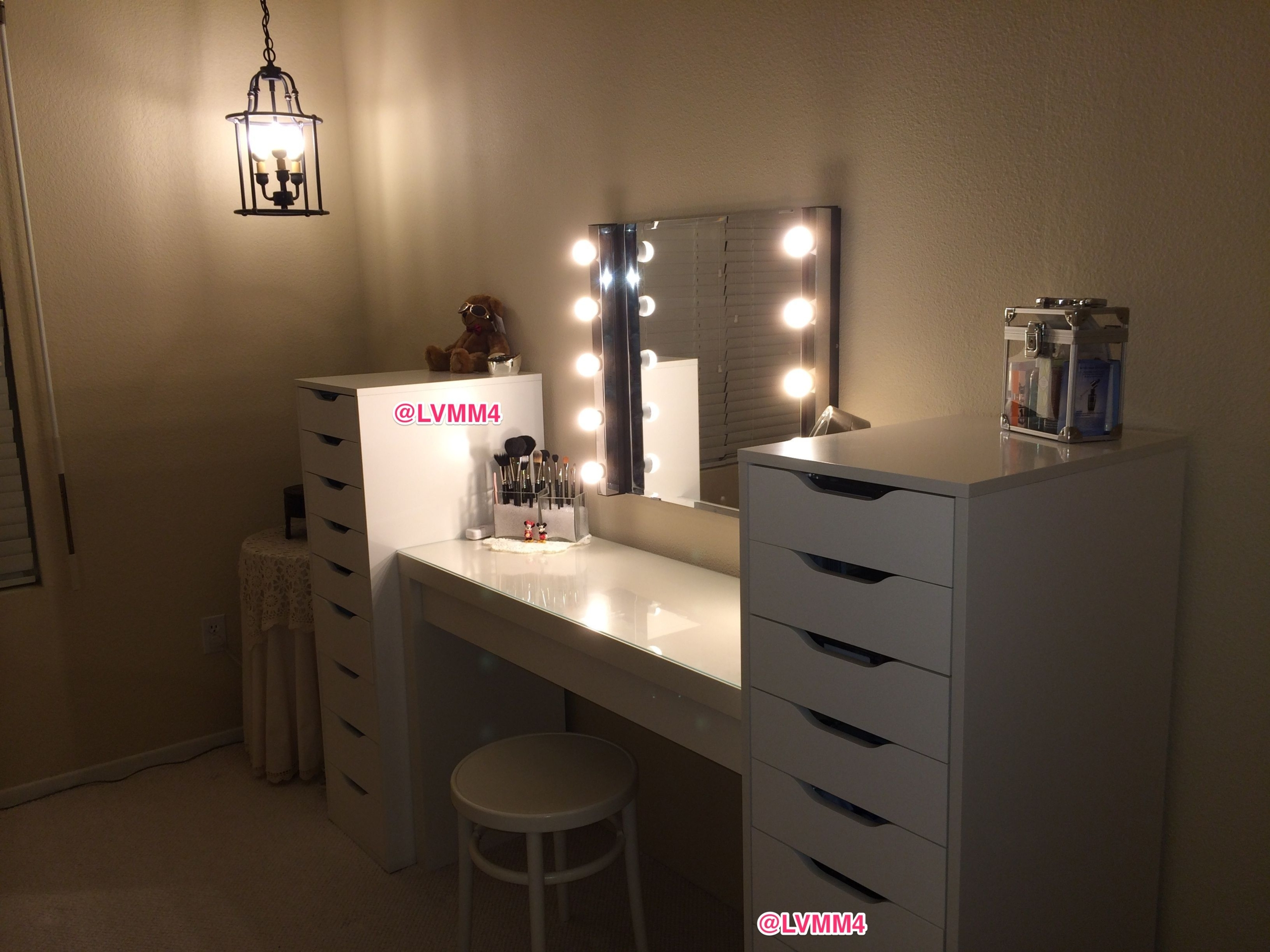 Dressing Table Mirror With Lights You