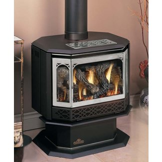 Napoleon Gas Fireplace GDS50 Stove Free standing LP NG ...