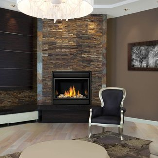 Napoleon GD36 Direct Vent Gas Fireplace, Napoleon GD36 ...
