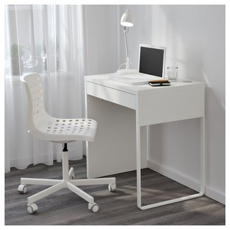 Narrow Computer Desks for Small Spaces | Minimalist Desk ...