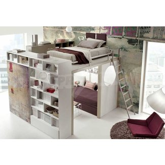 New collection of space-saving beds from Tumidei - Living ...