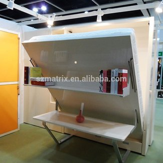 Newest Design China Hidden Wall Bed Supplier,Modern ...