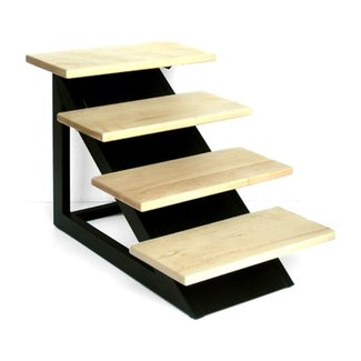 Nice Puppy Stairs For Bed #1 Dog Stairs For High