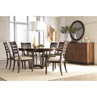 Nice Round Table For 6 ... Round Dining Room Table Sets