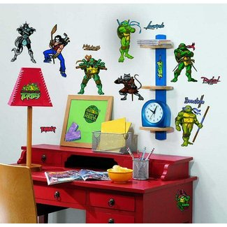 Nickelodeon teenage mutant ninja turtles - decor