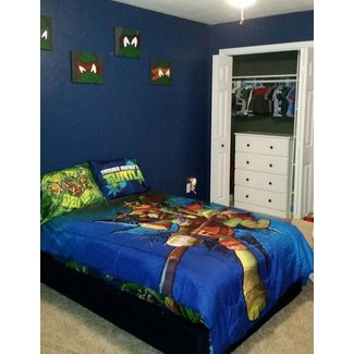 Ninja turtle room diy | Ninja Turtles (Donta) | Pinterest