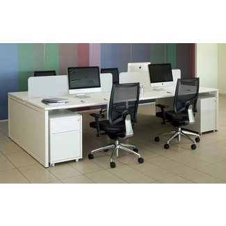 Nova - 2 Person Office Bench Desk - TAG office