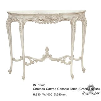 ORNATE CONSOLE TABLE Shabby Chic Ideas - Polyvore