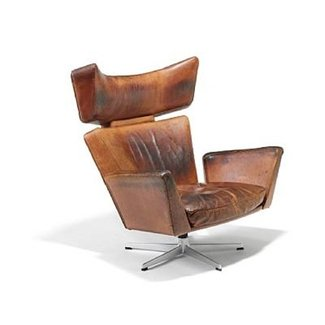 Ox-Chair by Arne Jacobsen on artnet