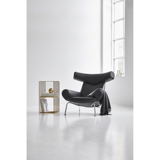 OX-CHAIR EJ 100 - Lounge chairs from Erik Jørgensen ...
