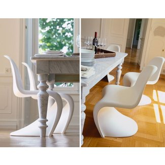 panton chair visual hunt