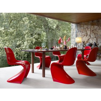 Panton Chair by Vitra in our Interior Design Shop