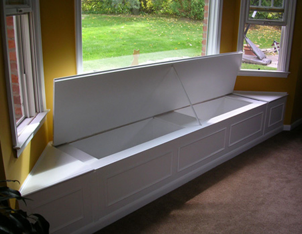 PDF DIY How To Build A Window Bench Seat With
