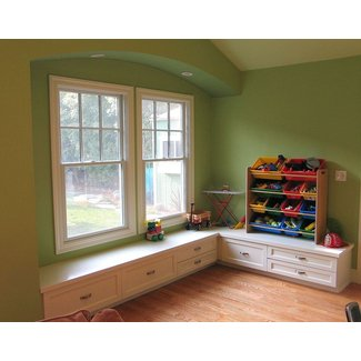 PDF DIY Window Bench Seat With Storage Plans Download ...