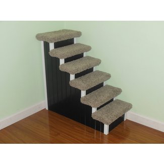 Pet Steps for Small Dogs, 28 High Doggie Steps for