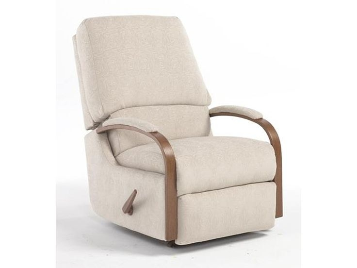 Pike Swivel Rocking Reclining Chair By Best Home .