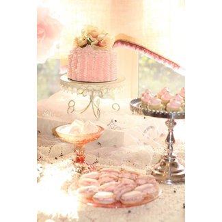 Pink Shabby Chic Baby Shower | Rosie Cakes DenverRosie ...