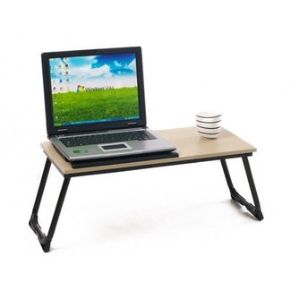 Portable Foldable Adjustable Laptop Desk Computer Table ...