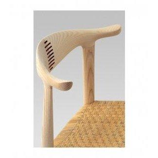 PP Mobler Hans Wegner PP505 Cow Horn Chair
