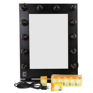 professional makeup mirror with lights mirrors with bulbs ...