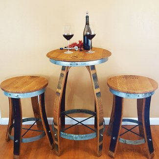 Terrific 50 Wine Barrel Bar Stools Youll Love In 2020 Visual Hunt Gmtry Best Dining Table And Chair Ideas Images Gmtryco