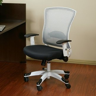 Pulsar High-Back Mesh Desk Chair