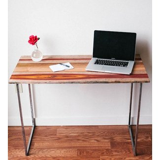 Reclaimed Wood Computer Desk | Home Furniture | Carlino ...