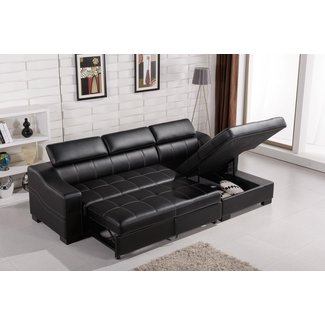 Reclining Sectional Sofas With Chaise Lounge. Jude ...