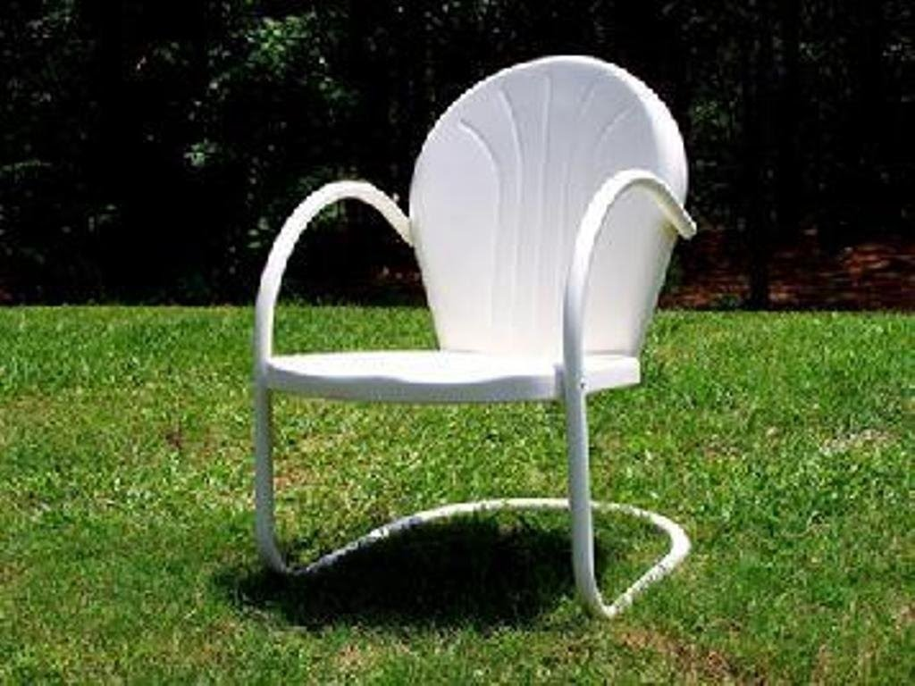 Retro Lawn Chairs Shell Back | Babytimeexpo Furniture
