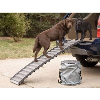 Roll out Ramps4Paws Dog Ramps Pet Ramps - HandiRamp
