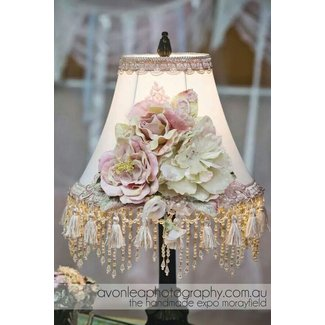 Romantic Shabby Chic | Shabby Chic Lamps | Pinterest ...