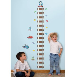 Roommates Rmk1126Gc Thomas And Friends Peel & Stick Growth Chart