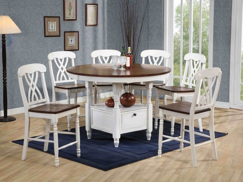 Round Dining Table For 6 Modern | Home Design Ideas