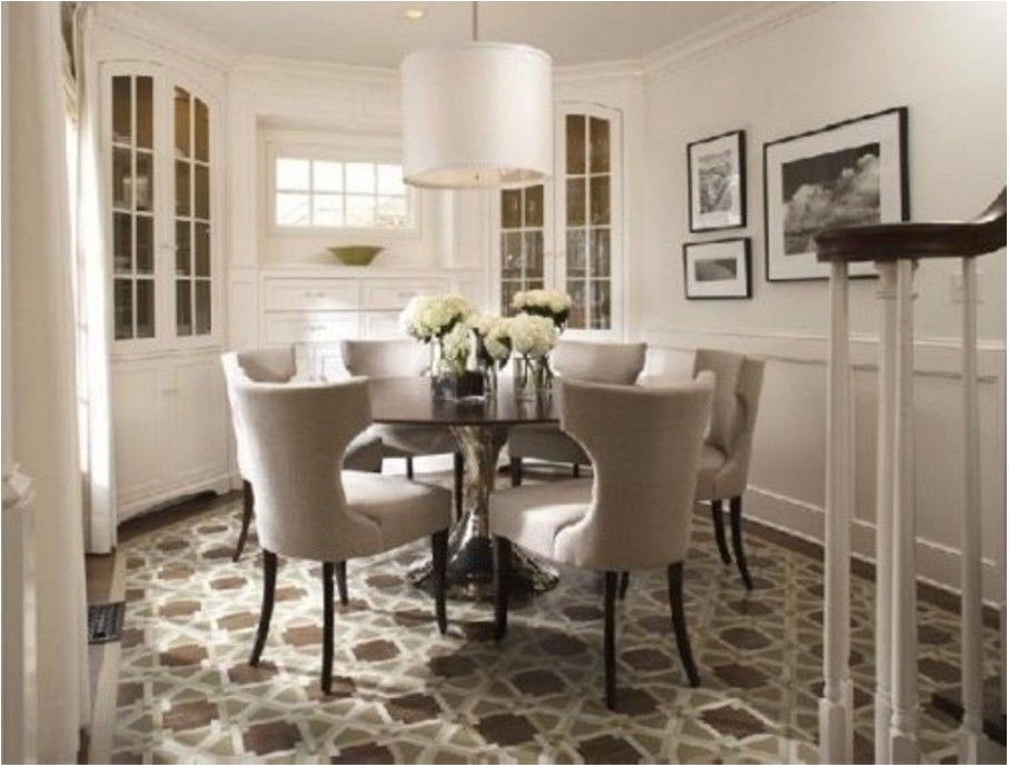 Merveilleux Round Kitchen Dining Tables, Modern Dining Table Designs .
