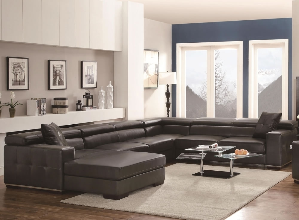 Sectional Sofa: Great Extra Large Sectional Sofas With .